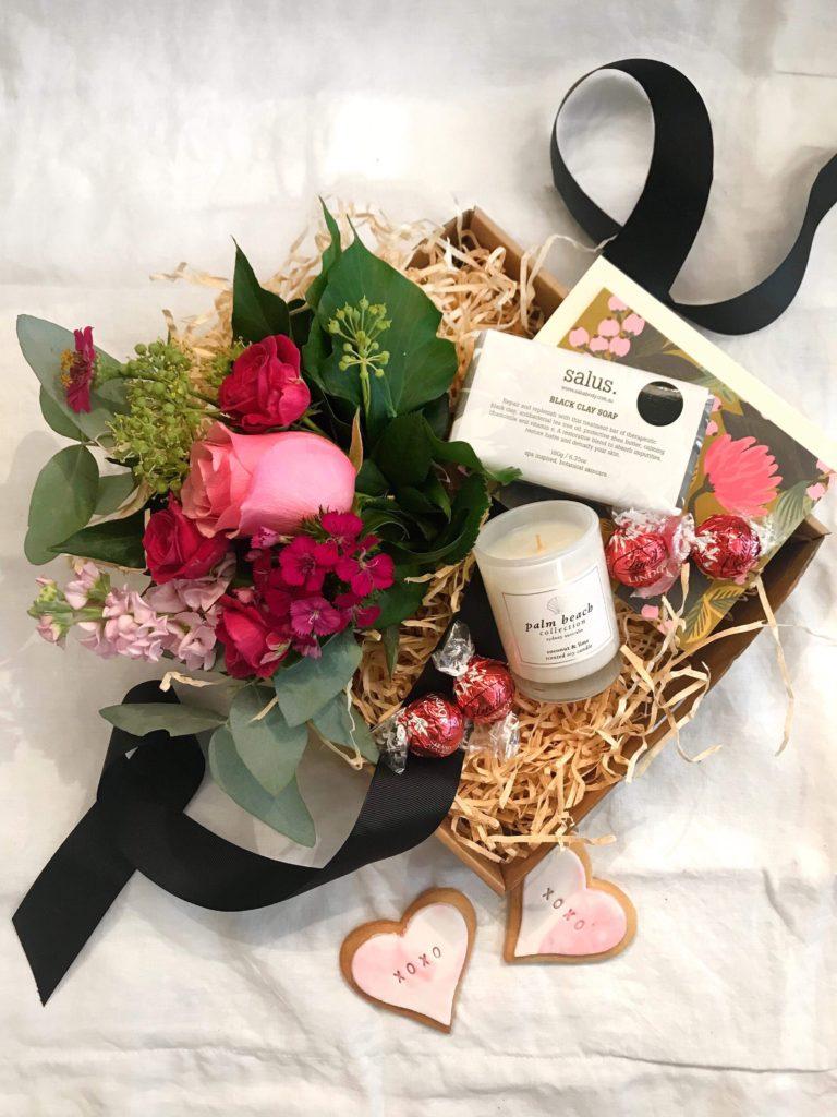 Dawn Osborne Valentine's Gift Box - Petite