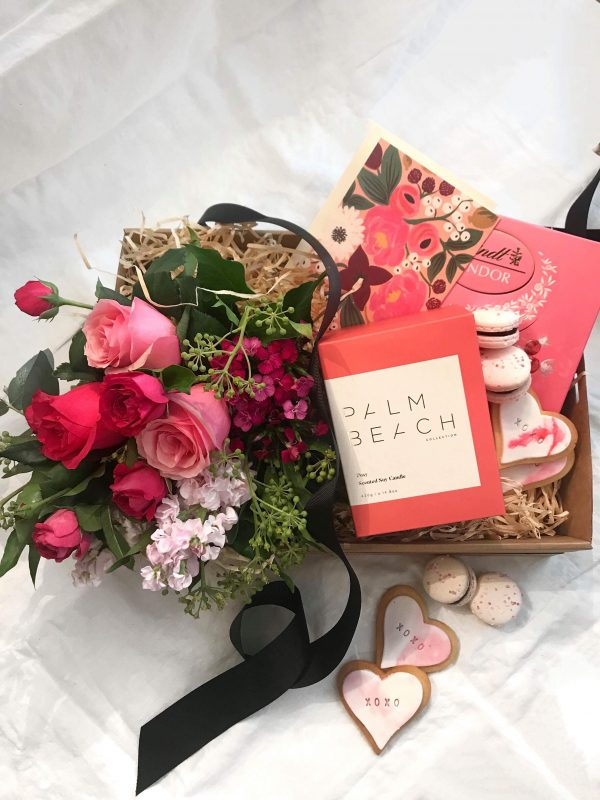 Dawn Osborne Valentine's Gift Box - Plentiful